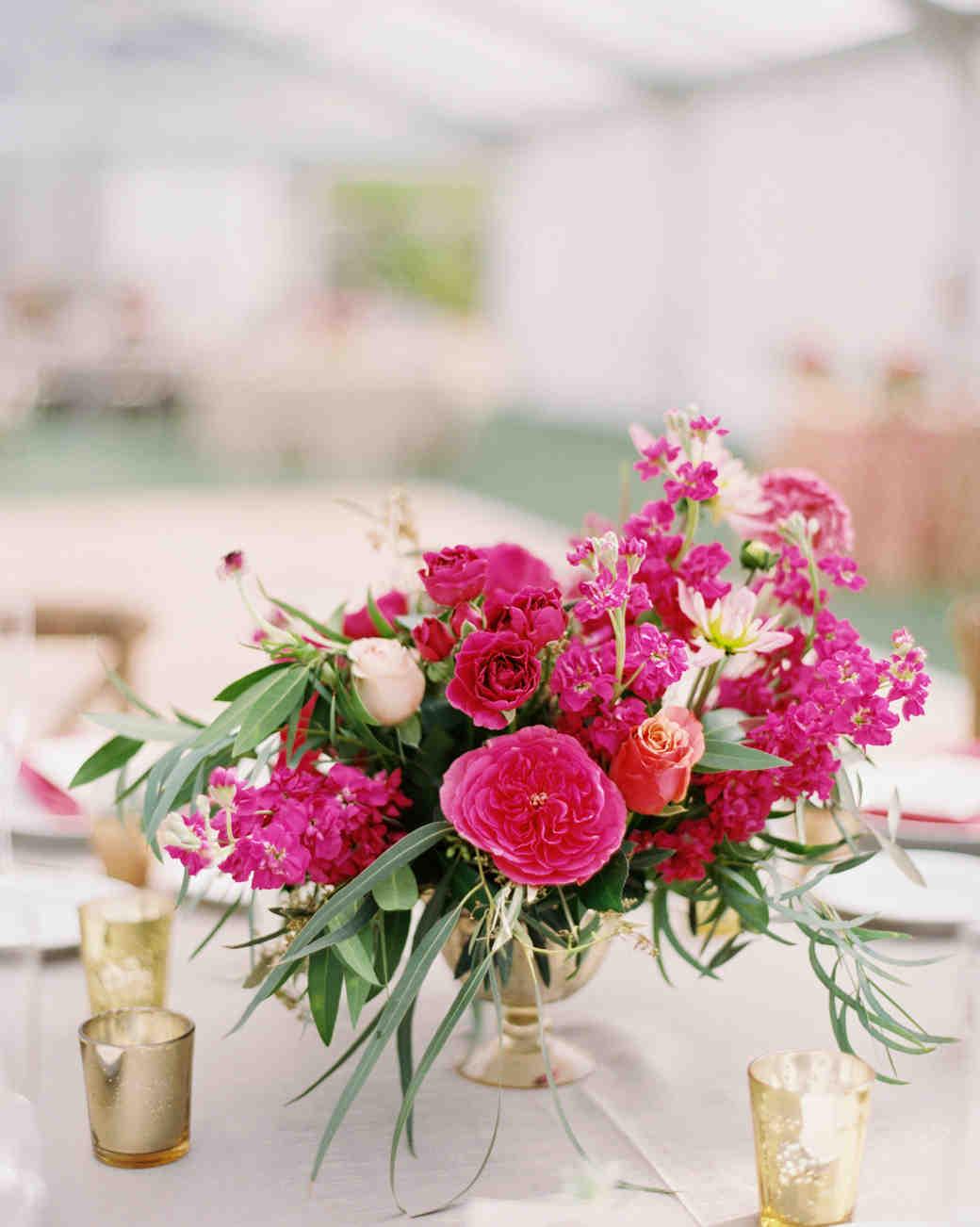 Έντονα και ρομαντικά floral
