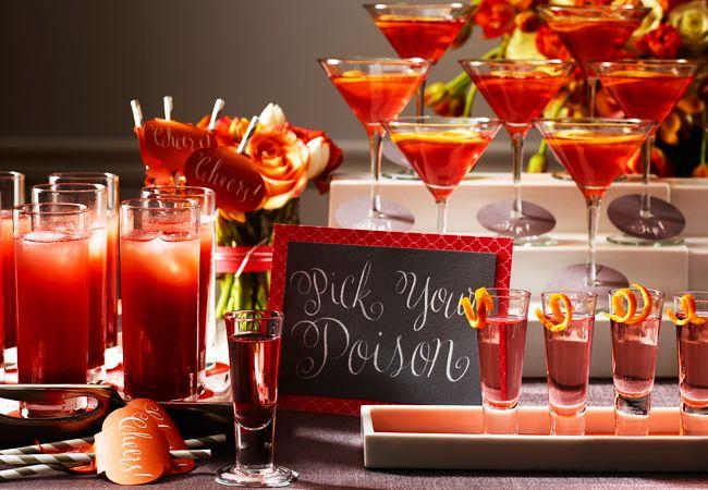Στολίστε φθινοπωρινά cocktails με έξυπνες πινακίδες