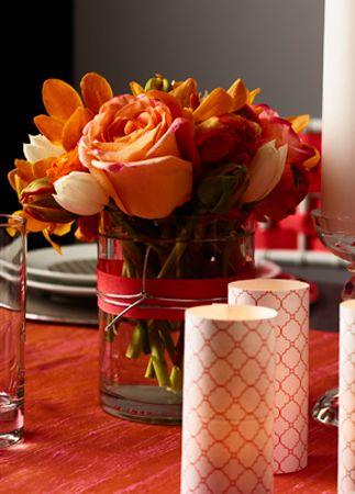 Προσθέστε ιδιαίτερα μοτίβα στα τραπέζια της γαμήλιας δεξίωσης