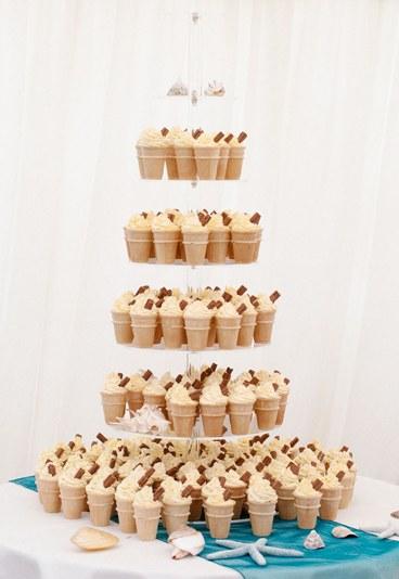 Μία εναλλακτική πρόταση στη γαμήλια τούρτα.